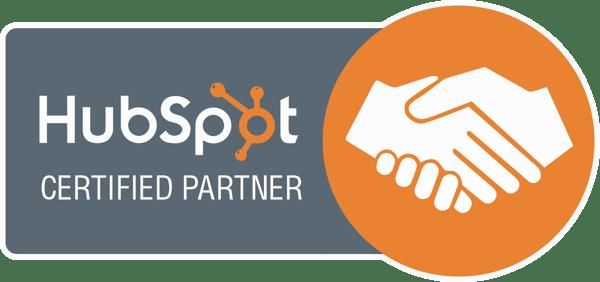 HubSpot Certified Partner (LOGO)
