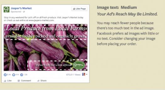 Limite testo Immagini Facebook Medium