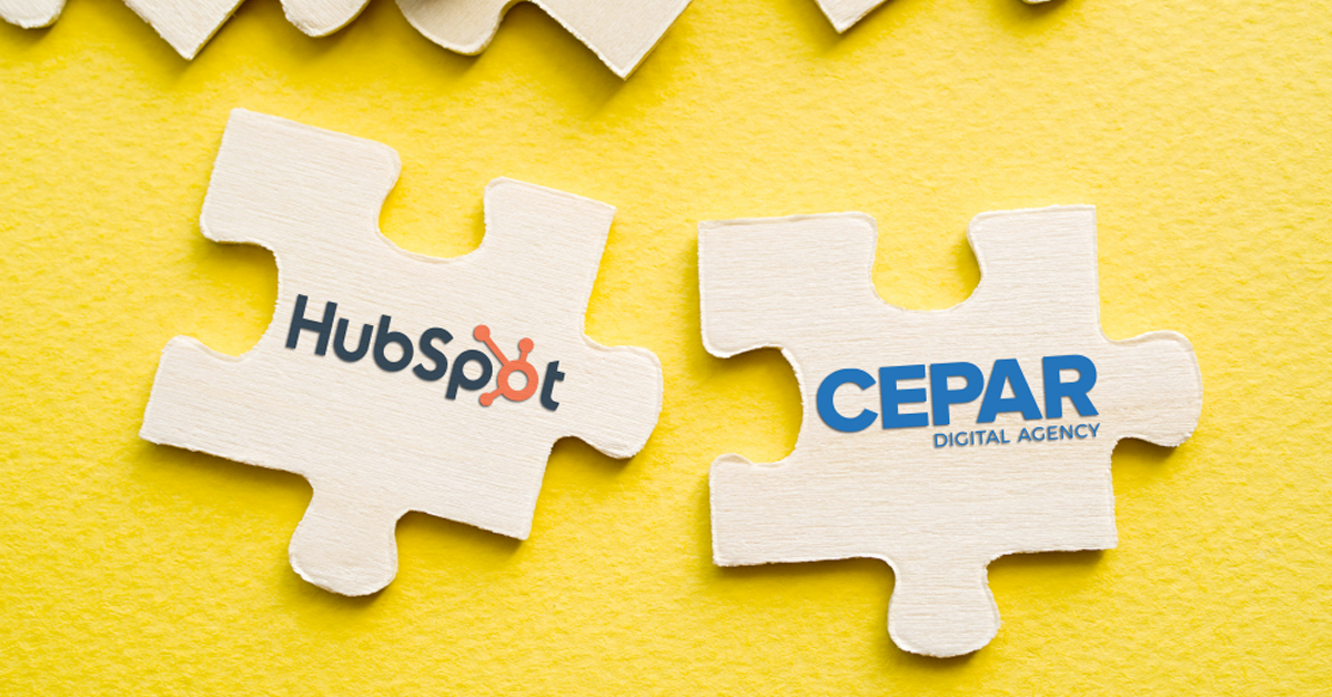 Cepar e HubSpot Partner