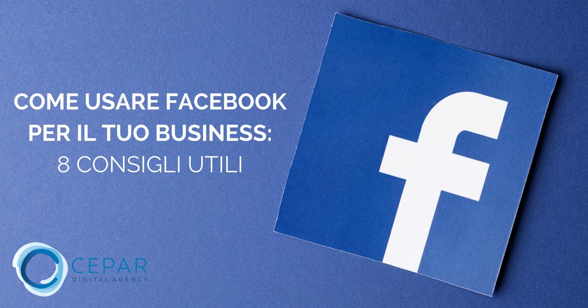 Come Usare Facebook per Business Consigli-1