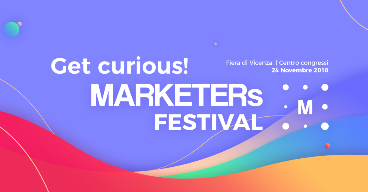 Cepar Digital Agency partner di MARKETERs Festival 2018: il Comunicato Ufficiale