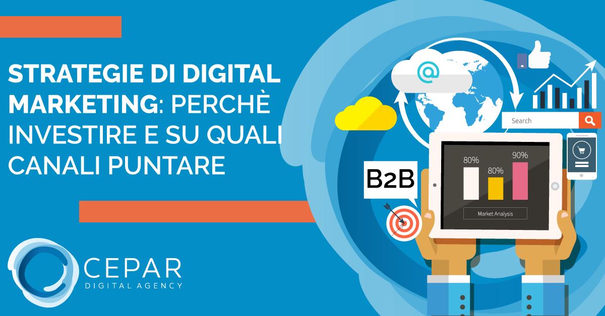 Strategie Digital Marketing