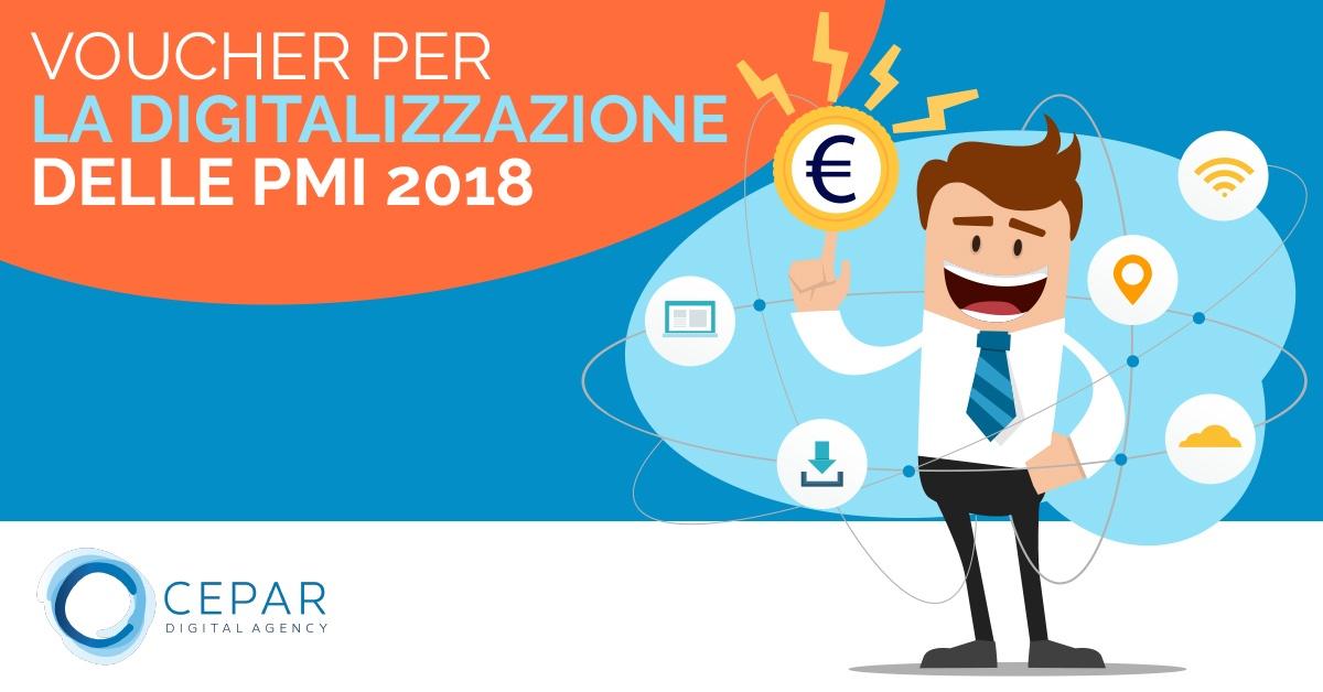 Voucher Digitalizzazione PMI 2018-1