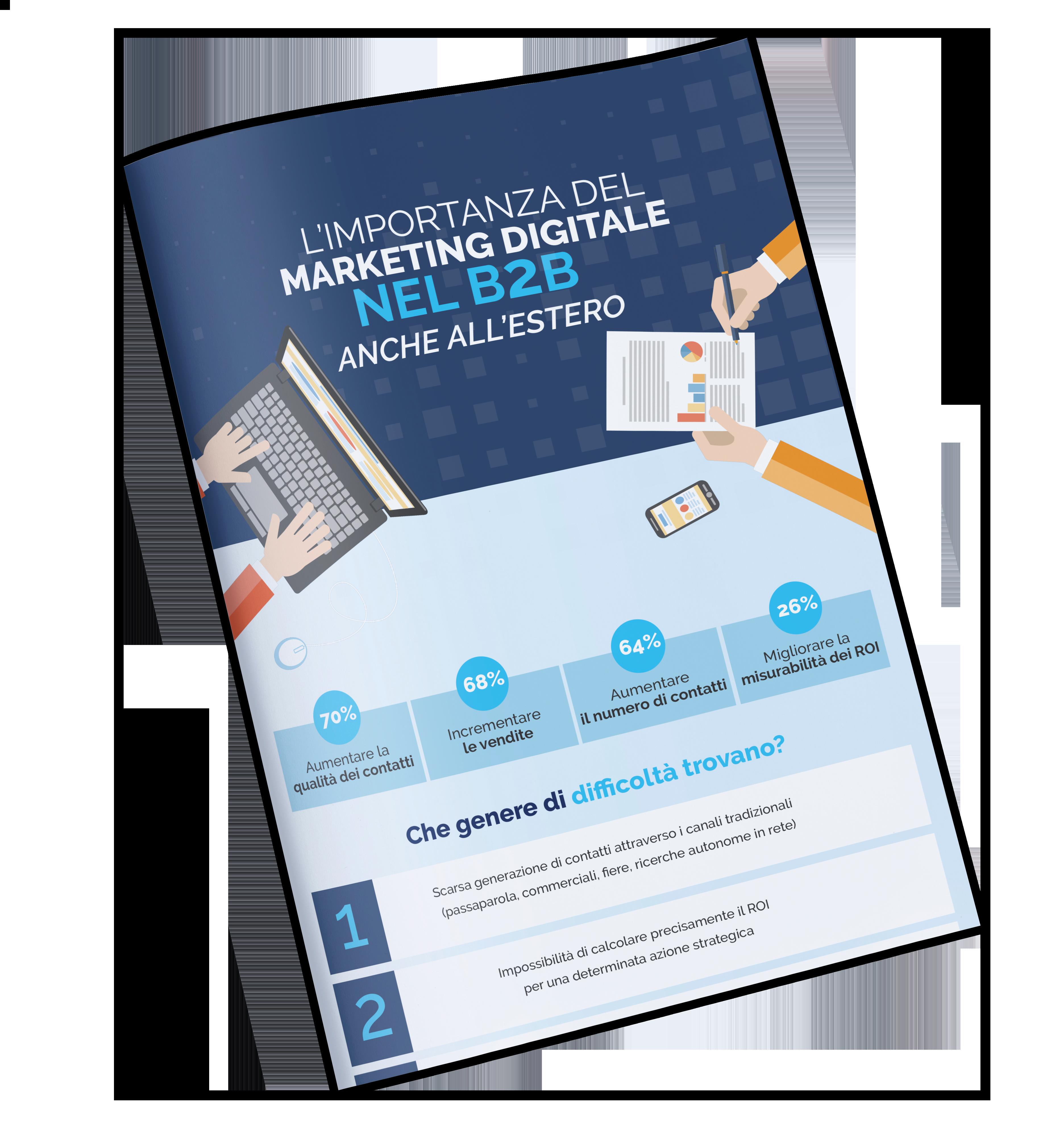 L'importanza del Marketing Digitale nel B2B (anche all'estero)
